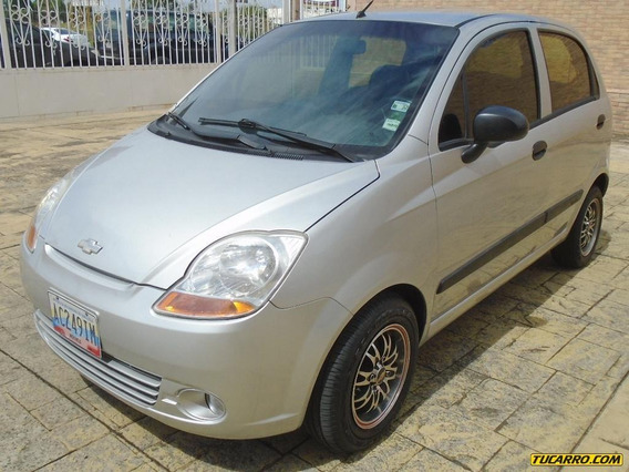 Chevrolet Spark - Sincronica