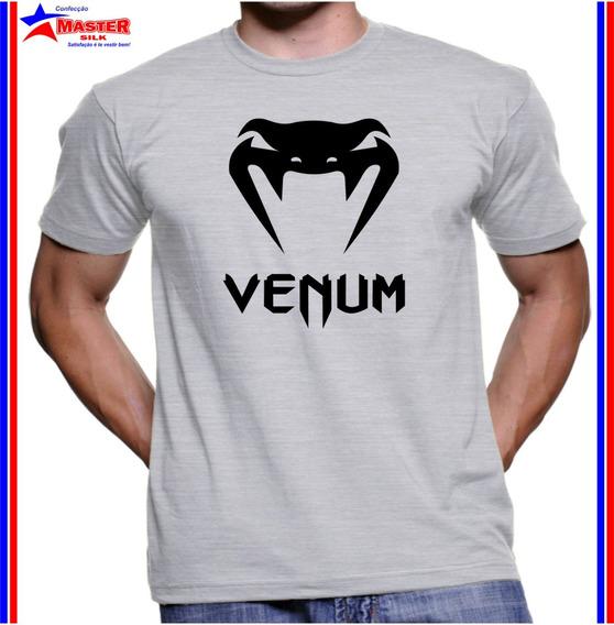 Camiseta Camisa Lutadores Ufc Venum Luta Livre Muay Thai Mma