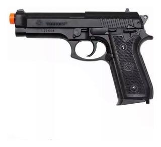 Pistola Airsoft Taurus Pt92 Spring 6mm Cybergun Original