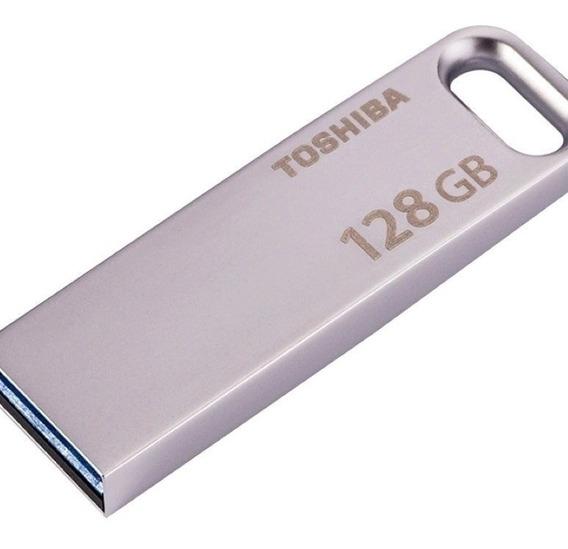 Pendrive Toshiba 128gb Usb 3.0 Original Frete Grátis