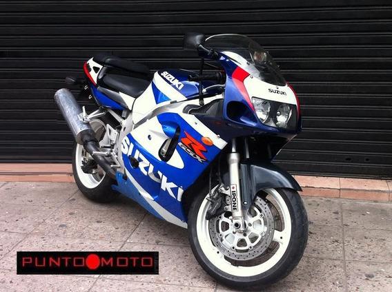 Suzuki 600 Gsx !!! Puntomoto !!! 15-27089671 Con Video