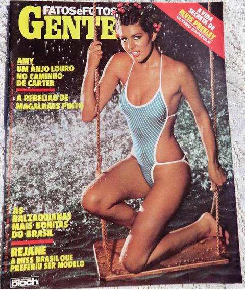 Fatos E Fotos Nº 868: Miss Brasil Rejane - Nastassja Kinski
