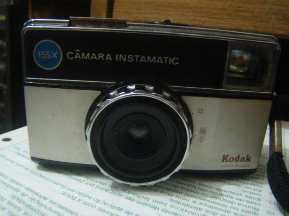 Câmera Fotográfica Kodak Instamatic 155x