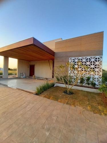 Imagem 1 de 30 de Casa Com 3 Dormitórios À Venda, 148 M² Por R$ 450.000,00 - Condomínio Residencial Laranjeiras - Araçatuba/sp - Ca1123