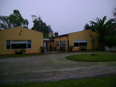 Campo 78 Has, Sobre Asfalto, Buen Casco, A 90 Minutos Caba