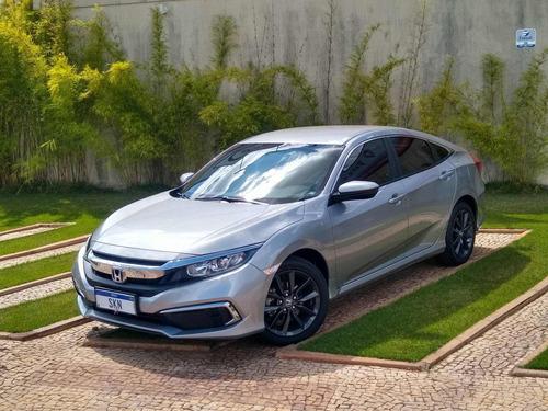 Honda Civic 2.0 16v Flexone Lx 4p Cvt