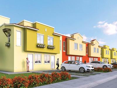 Desarrollo Real Segovia, Casas En Venta En Puebla
