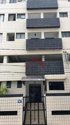 Imagem 1 de 12 de Apartamento Praia Grande - 3 Quadras Da Praia. - V63