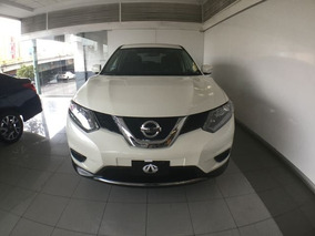 Nissan X-trail Xtrail 5 Puertas Sense 2 Row 2017 Seminuevos