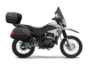 Moto Zanella Zr 250 Gta Nuevo Touring 0km 2019 Aventura