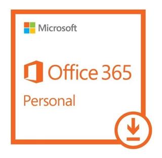 Licencia Office 365 Personal Suscripción 1 Año Microsoft