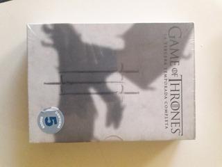 Juego De Tronos - Game Of Trones - Tercera Temp. Completa