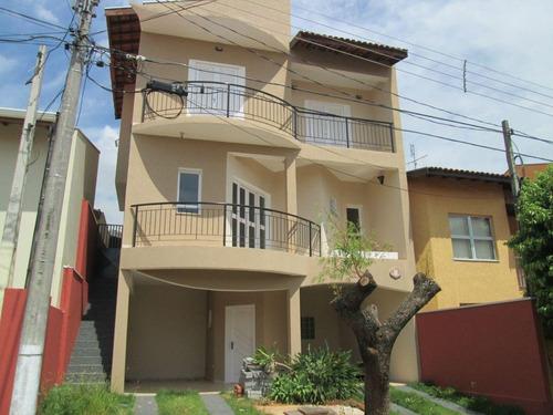 Casa À Venda Em Condomínio Residencial Mirante Do Lenheiro - Ca255917