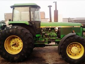 Tractor Agricola John Deere 4650 De 190 Hp Recien Importado