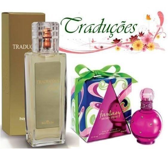 Perfume Fantasy Hinode Traduções 100ml