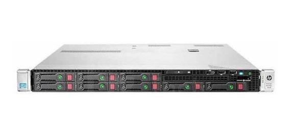 Servidor Hp Dl360p Gen8 8hds300gb 32gb Ram Proc. Xeone5-2609