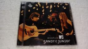 Cd - Sandy E Junior Acústico Mtv
