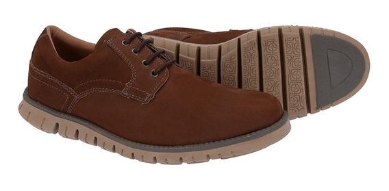 Sapatênis Sport Solado Flexível Masculino Couro Tchwm Shoes