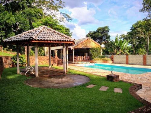 Imagem 1 de 30 de Chácara Com 3 Dorms, Jardim Cachoeira, Pirassununga - R$ 1.4 Mi, Cod: 10131749 - V10131749