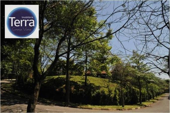 Terreno Residencial À Venda, Palos Verdes, Granja Viana. - Te0544