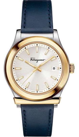 Reloj Salvatore Ferragamo F-1898 Sf189801 Original