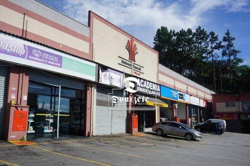 Loja Para Alugar, 502 M² Por R$ 6.900/mês - Rudge Ramos - São Bernardo Do Campo/sp - Lo0287