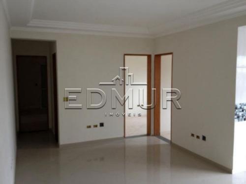 Imagem 1 de 11 de Apartamento - Jardim Santo Antonio - Ref: 6988 - V-6988