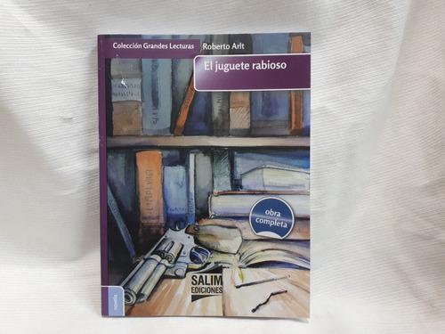 Imagen 1 de 3 de El Juguete Rabioso Roberto Arlt Salim Ediciones Nuevo