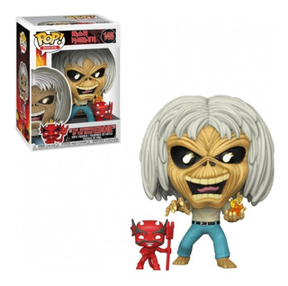 Funko Iron Maiden The Number Of The Beast 145 Nuevo Cerrado