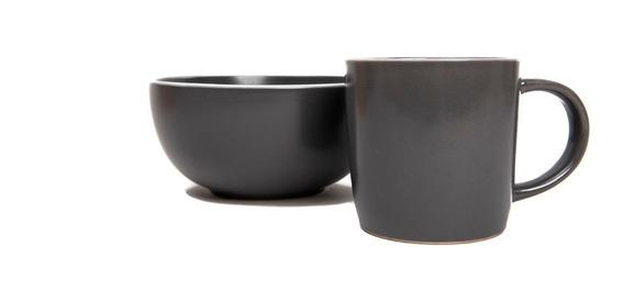 Maestro De Cocina - Set 2 Mugs & 2 Bowls Manhattan