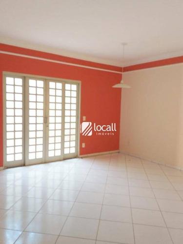 Casa Com 3 Dormitórios À Venda, 350 M² Por R$ 490.000,00 - Jardim Nazareth - São José Do Rio Preto/sp - Ca1984