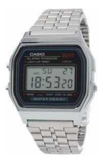 Reloj Casio A-159wa-n1 Hombre Vintage