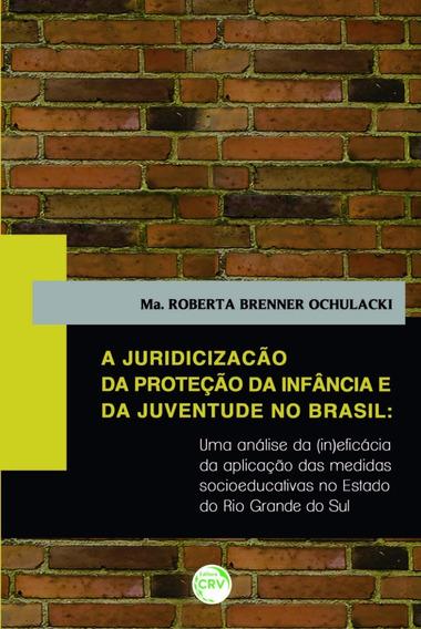A Juridicização Da Proteção Da Infância... 1ªed. (2016)