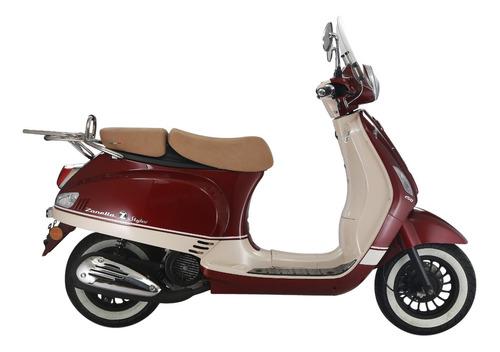 Imagen 1 de 11 de Scooter Styler Exclusive 125 Zanella