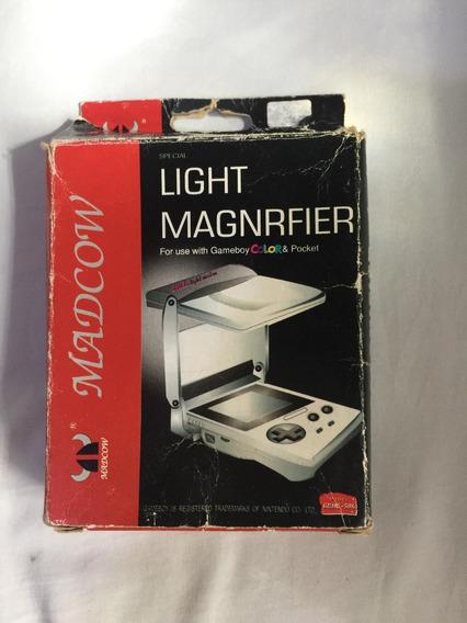 Light Manager - Iluminação Para A Tela Gameboy -