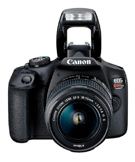 Câmera Canon T7 - 18-55mm Garantia Sem Juros