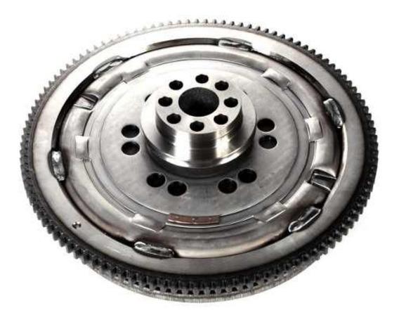 Volante Bimassa Motor Mwm 2.8 S10 Blazer 2000 2001 2002 2003 2004 2005 2006 2007 2008 2009 2010 2011 2012 Original Luk