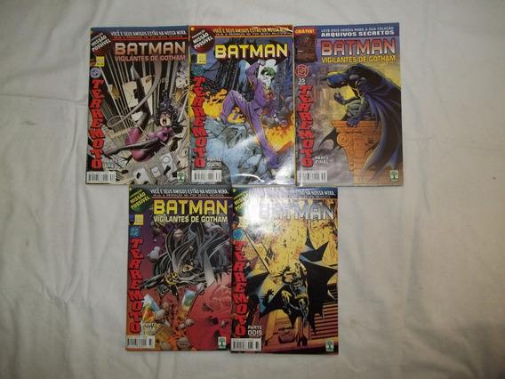 Serie 5 Gibis Hq Batman Terremoto T32