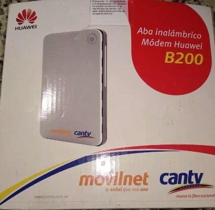 Moden Huawei Aba Inalambrico B200