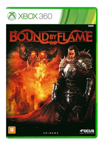 Game Xbox 360 Bound By Flame Pix90