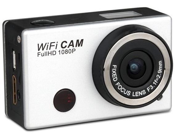 Câmera Wifi Fullhd1080p Esportes Radicais Estilo Promoção!!!