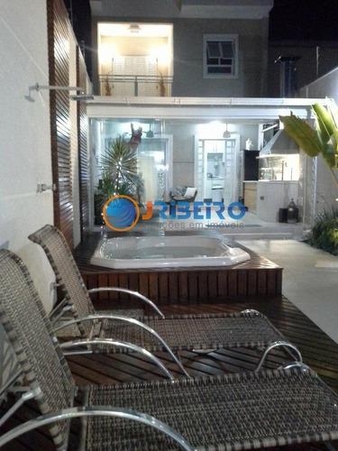 Imagem 1 de 30 de Casa Em Condomínio Para Venda 3 Dormitorios 2 Suites 2 Vagas Espaço Gourmet Jacuzzi Em Tremembé São Paulo-sp - 220010