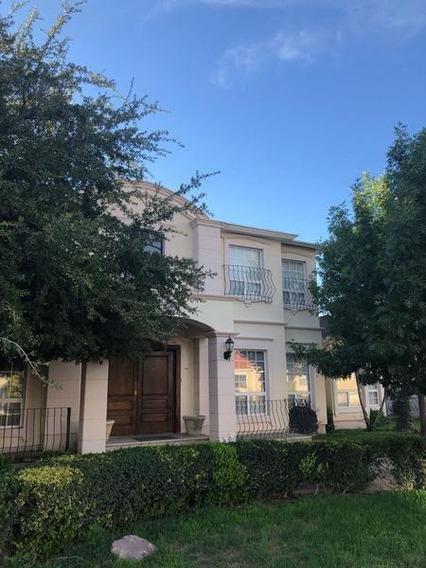 Casa En Renta Amueblada Con Alberca En Santa Fe