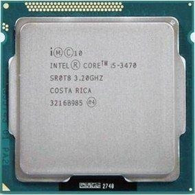 Processador I5 Intel 3470 3.20ghz Terceira Geração