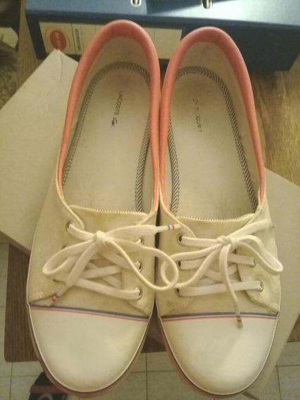 Zapatillas Lacoste Mujer 41