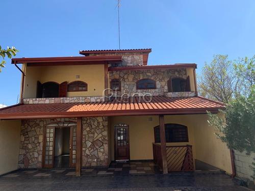 Casa À Venda Em Jardim Chapadão - Ca023780