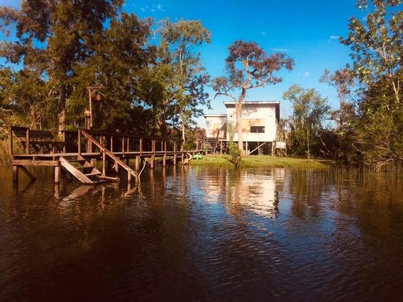Casa Cabaña, Delta Arroyo Arroyon, Isla Delta, Tigre