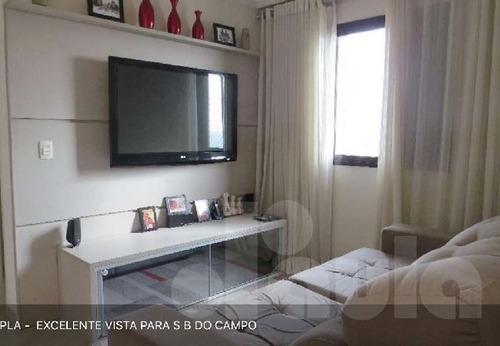 Imagem 1 de 14 de Venda Apartamento Sao Bernardo Do Campo Nova Petropolis Ref: - 1033-9571