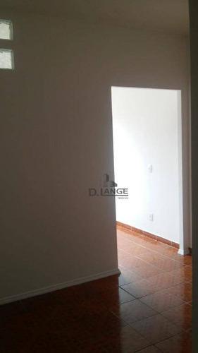 Imagem 1 de 15 de Apartamento À Venda, 43 M² Por R$ 130.000,00 - Centro - Campinas/sp - Ap16758