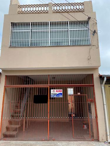 Imagem 1 de 14 de L817 Sobrado Residencial Com 125m² No Jardim Sta. Terezinha